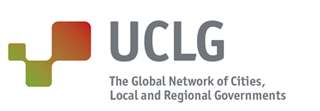 Logo for United Cities and Local Governments Executive Bureau