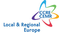 Logo for Council of European Municipalities and Regions