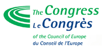 Logo for Congress of the Council of Europe