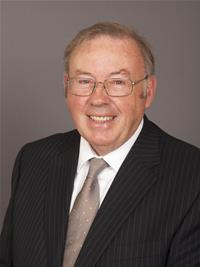 Cllr Ian Swithenbank CBE