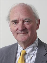 Cllr David Bill MBE